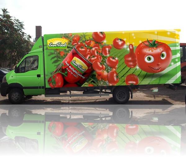 Camion Sun Food